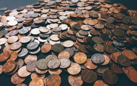 pennies on a table thumbnail hero image