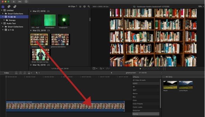 Green Screen Add Background