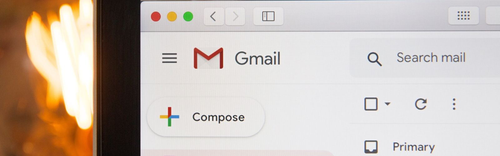 gmail on computer