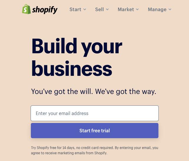 shopify free trial tripwire.