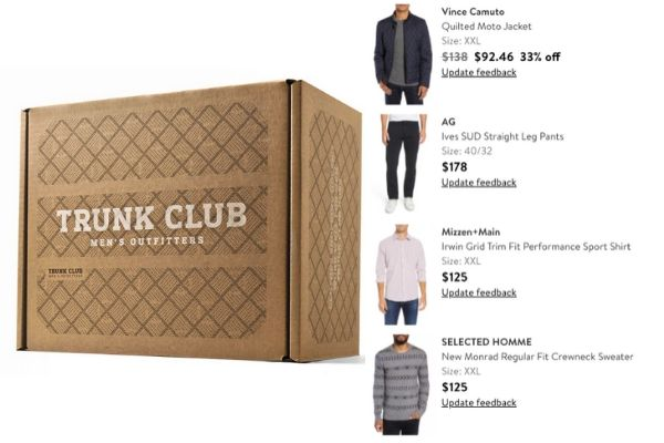 trunk club business model example
