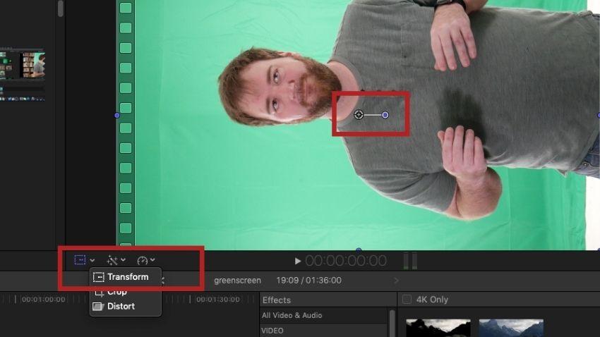 transform clip